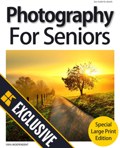 Photography For Seniors