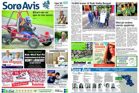 Sorø Avis – 23. juli 2019