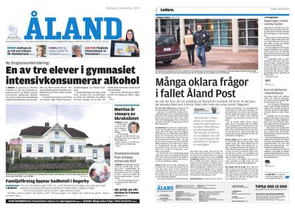 Ålandstidningen – 06 november 2019