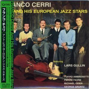 Franco Cerri - Franco Cerri and His European Jazz Stars (1959) {Japan Mini LP DIW-3018 rel 2009}