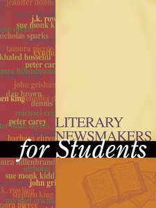 Literary Newsmakers for Students