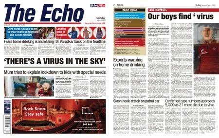 Evening Echo – April 06, 2020