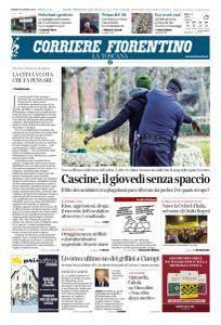 Corriere Fiorentino La Toscana - 26 Gennaio 2018
