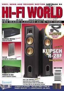 Hi-Fi World - May 2018