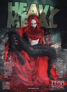 Heavy Metal 283 2016 3 covers Digital Mephisto-Empire