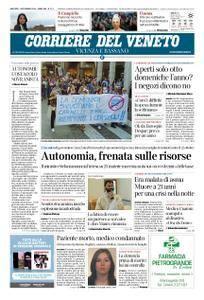 Corriere del Veneto Vicenza e Bassano – 11 settembre 2018