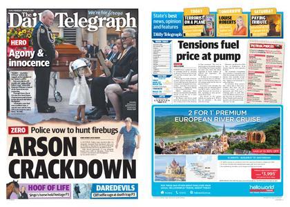 The Daily Telegraph (Sydney) – January 08, 2020