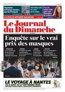 Le Journal du Dimanche - 09 août 2020