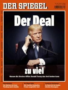 Der Spiegel - 28 September 2019