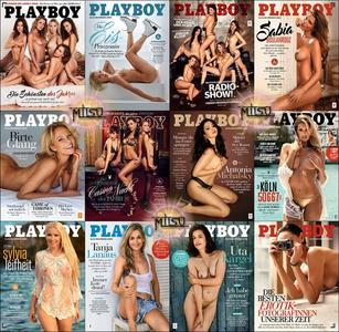 Playboy Germany - Full Year 2019 Issues Collection