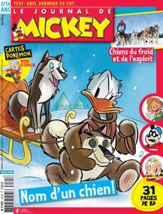 Le Journal de Mickey - 08 janvier 2020
