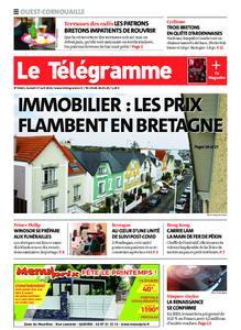Le Télégramme Ouest Cornouaille – 17 avril 2021