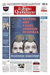Il Fatto Quotidiano - 19 aprile 2019