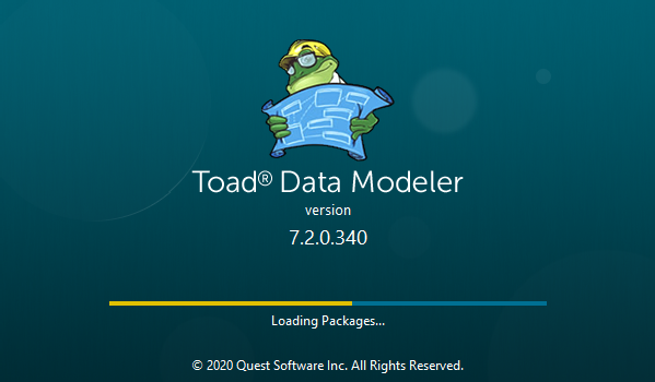 Toad Data Modeler 7.2.0.337 x86 / 7.2.0.340 x64 / AvaxHome