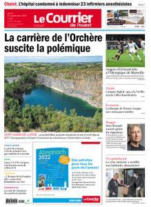 Le Courrier de l'Ouest Cholet – 23 septembre 2021