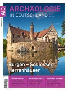 Archäologie in Deutschland - April-Mai 2016