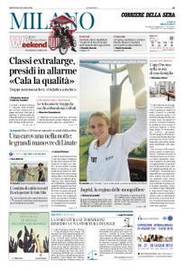 Corriere della Sera Milano – 25 luglio 2019