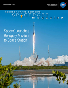Spaceport Magazine - December 2019