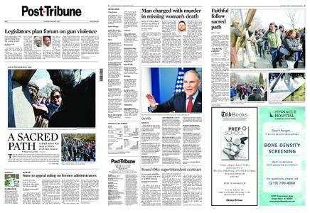Post-Tribune – March 31, 2018