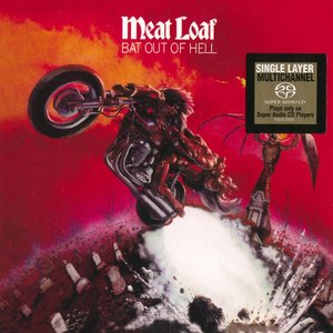 Meat Loaf - Bat Out Of Hell (1977) [Reissue 2002] MCH PS3 ISO + Hi-Res FLAC