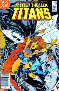 Tales of the Teen Titans 081