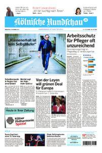 Kölnische Rundschau Wipperfürth/Lindlar – 28. November 2019