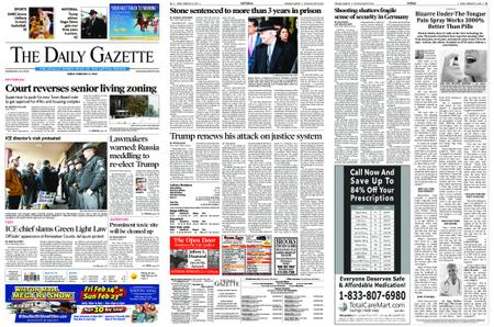 The Daily Gazette – February 21, 2020