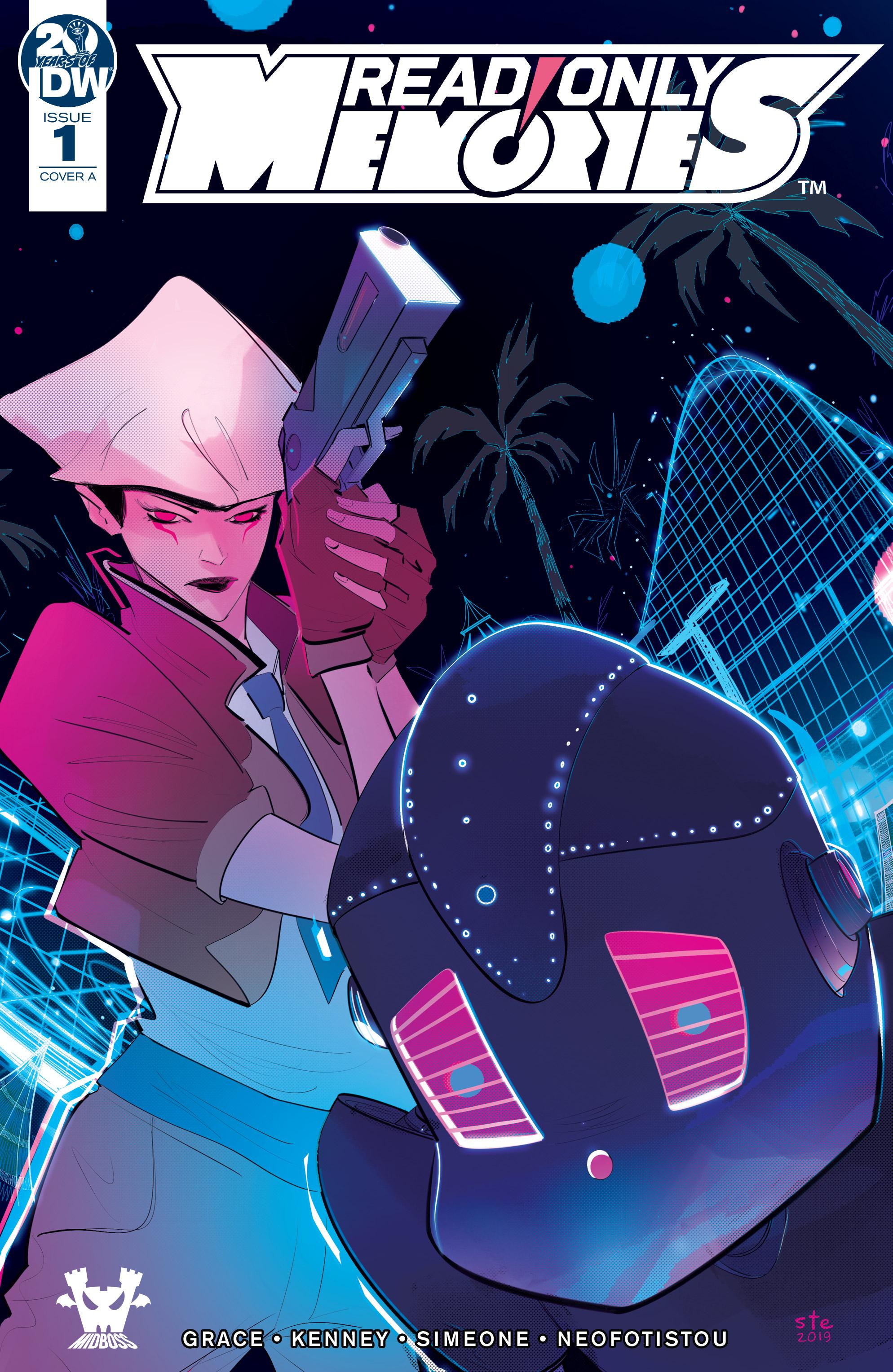 Read Only Memories 001 2019 Digital Pirate
