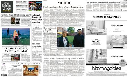 The Boston Globe – June 29, 2019