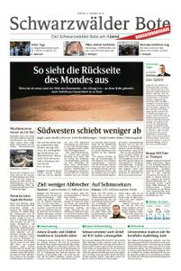 Schwarzwälder Bote Hechingen - 04. Januar 2019