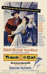 El rastre de la pantera (1954)