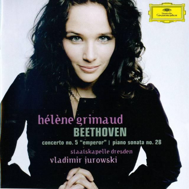 Hélène Grimaud: Beethoven PIano Concerto No.5-Piano Sonata No.28 Op.101