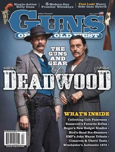 Guns of the Old West - August 2019