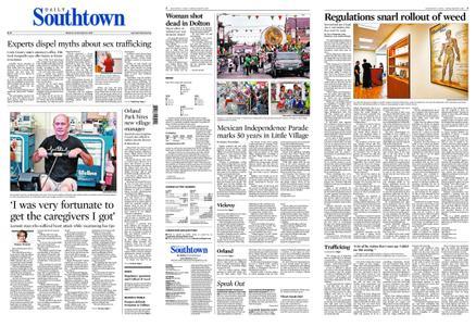 Daily Southtown – September 09, 2019