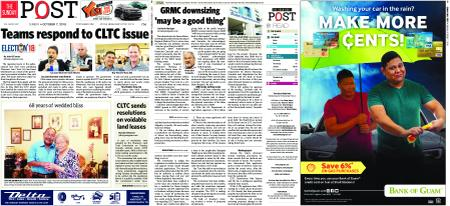 The Guam Daily Post – October 07, 2018