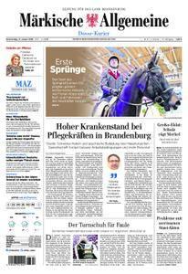 Märkische Allgemeine Dosse Kurier - 11. Januar 2018