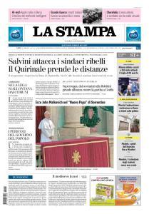 La Stampa Torino Provincia e Canavese - 4 Gennaio 2019