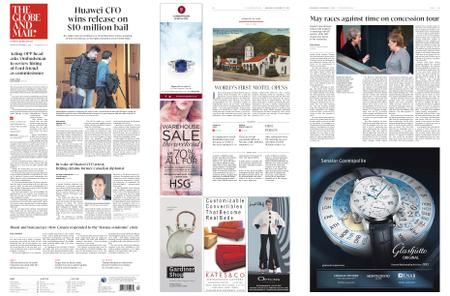 The Globe and Mail – December 12, 2018