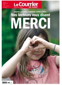 Le Courrier de l'Ouest Angers – 09 avril 2020