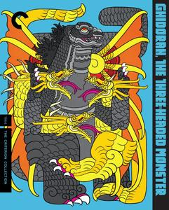 Ghidorah, the Three-Headed Monster / San daikaijû: Chikyû saidai no kessen (1964) [Criterion Collection]