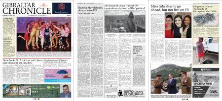 Gibraltar Chronicle – 24 April 2018