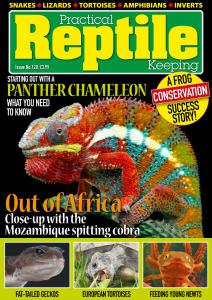 Practical Reptile Keeping - Issue 120 - December 2019