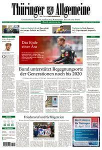 Thüringer Allgemeine Bad Langensalza - 03. April 2018