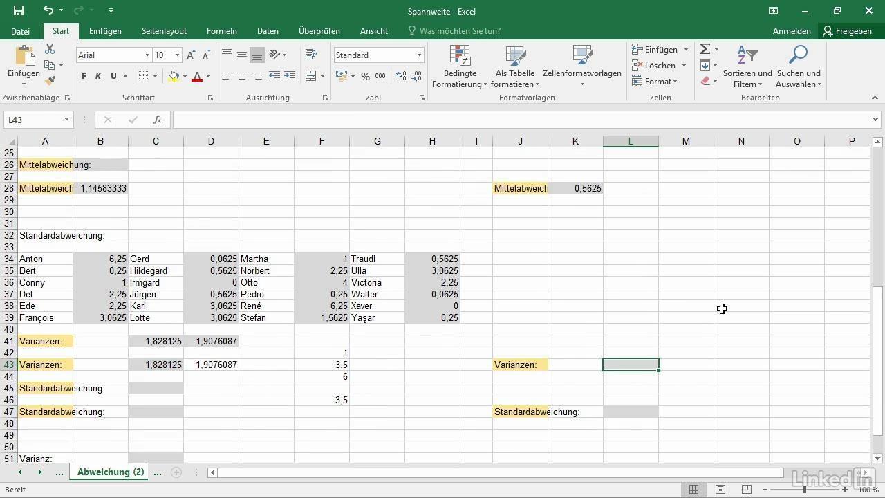 Binomialverteilung Excel