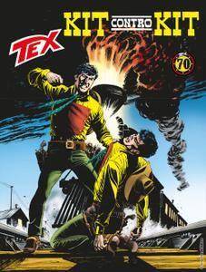 Tex Willer Mensile 694 - Kit contro Kit (08/2018)