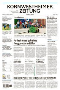 Kornwestheimer Zeitung - 23. Juli 2018