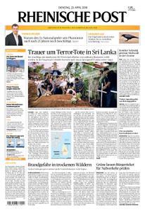 Rheinische Post – 23. April 2019