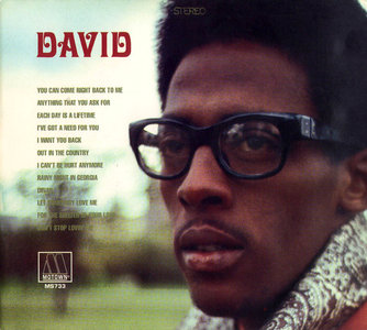 "David Ruffin - ""David"" Unreleased LP & More (2004)"