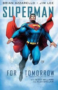Superman-For Tomorrow 15th Anniversary Deluxe Edition 2019 digital Son of Ultron