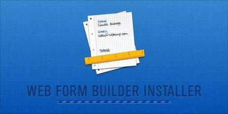CoffeeCup Web Form Builder 2.5 Build 5437